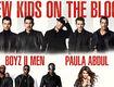 New Kids On The Block, Paula Abdul, & Boyz II Men