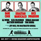 Oddball Comedy Festival (Pair) 10/01