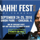 Win a pair of VIP passes to AAHH Fest!