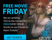 Win Free Movie Tickets from Atom Tickets