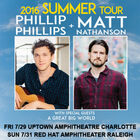 Phillip Phillips and Matt Nathanson