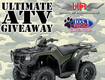 The 2016 Ultimate ATV Giveaway!