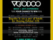 WIN TICKETS TO SUNDAY OF VOODOO FEST 2016!