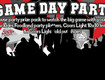 Foodland Game Day Party