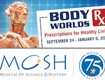Body Worlds RX at MOSH