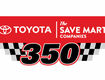 Win Toyota/Save Mart 350 Tickets at Sonoma Raceway!