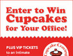 Win Cupcakes for Your Office