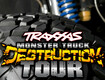 Win Tickets To See Traxxas Monster Truck Destruction Tour!