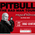 Pitbull- The Bad Man Tour