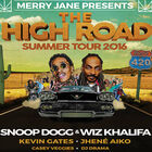 Win a pair of tickets to see Wiz Khalifa and Snoop Dogg!