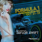 Win a pair of tickets to see Taylor Swift at Formula 1!