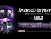 Avenged Sevenfold - July 31st at Golden 1 Center
