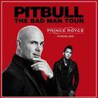 Pitbull at DTE!