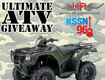The 2016 Ultimate ATV Giveaway