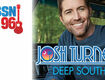 Josh Turner Free Music Weekend