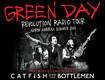 Green Day Revolution Radio Tour Pit Tickets on WEBN!
