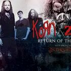 KoRn and Rob Zombie at Riverbend Music Center!