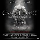 Win Tickets To Game of Thrones: Live Concert Experience