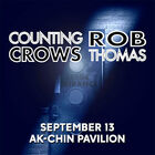 Enter to win tickets to see Counting Crows & Rob Thomas