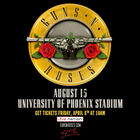 Enter To Win Guns N' Roses Tickets!