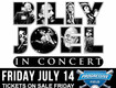 Billy Joel at Progressive Field