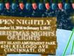 Christmas Nights of Lights at Coney Island!