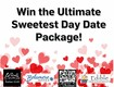 Win the Ultimate Sweetest Day Date Package!