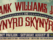 WIN Hank Williams JR with Lynyrd Skynyrd tickets!