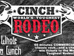 Whole Lotta Lunch - World's Toughest Rodeo