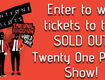 Win Tickets To SOLD OUT Twenty One Pilots And Signed Ukulele!