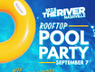 Rooftop Pool Party featuring Nick Jonas & Demi Lovato