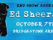 Ed Sheeran - 2nd Show