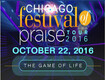 Win a pair of tickets to Festival of Praise!