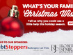 Register to win a Christmas Wish