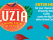 Enter for a chance to win a pair of tickets to Cirque Du Soleil – Luzia!