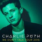 Charlie Puth Tickets