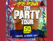 'The Party Tour' with Chris Brown, 50 Cent, Fabolous, O.T., Genasis, and Kap G