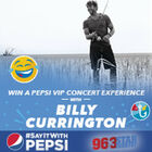 VIP Pepsi Experience with Billy Currington