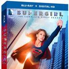 Win Supergirl: The Complete First Season on Blu-ray