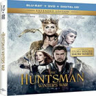 Win The Huntsman Winter's War on Blu-Ray