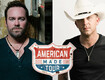 Lee Brice and Justin Moore American Made Tour