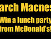 March Macness