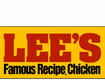 Lee's Famous Recipe Three Piece Dinner For Two!
