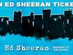 Win Ed Sheeran Tickets!
