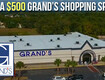 Win a $500 Shopping Spree at Grand's Department Store!