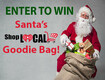 Win Santa's Shop Local Goodie Bag