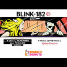 See Blink-182 at the Xfinity Theatre
