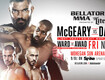 Bellator MMA Cage Side Seats