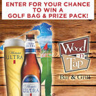 Michelob Ultra Golf Prize Pack Giveaway - Wood N Tap, Southington