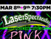 Win a pair of tickets to The Pink Floyd Laser Spectacular!